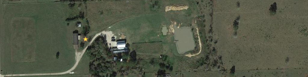 Our 20 acre property; barn pond and pastures